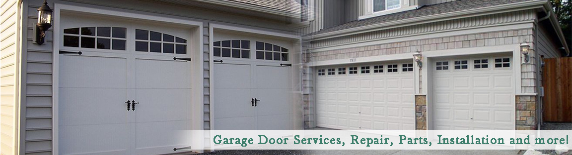 garage door services The Woodlands