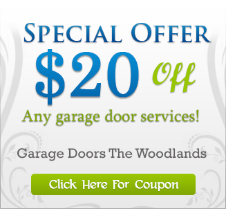 discount garage door repair New Caney